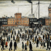 Going_to_Work_-_L_S_Lowry
