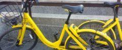 Il bike sharing 'a flusso libero' arriva in Italia