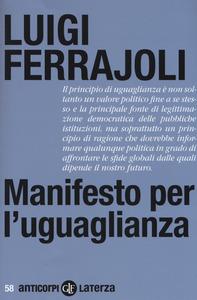 Democrazia Oggi - Manifesto per l'uguaglianza