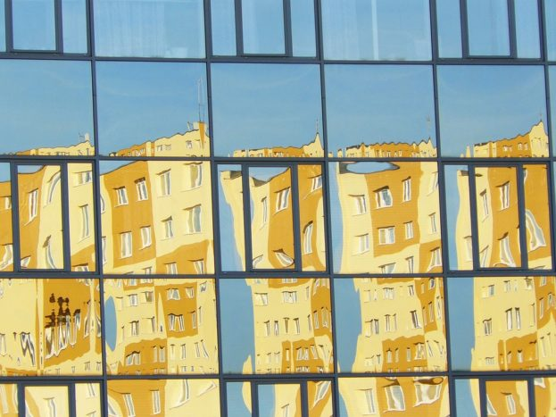 Building Architecture Windows Reflection Glass