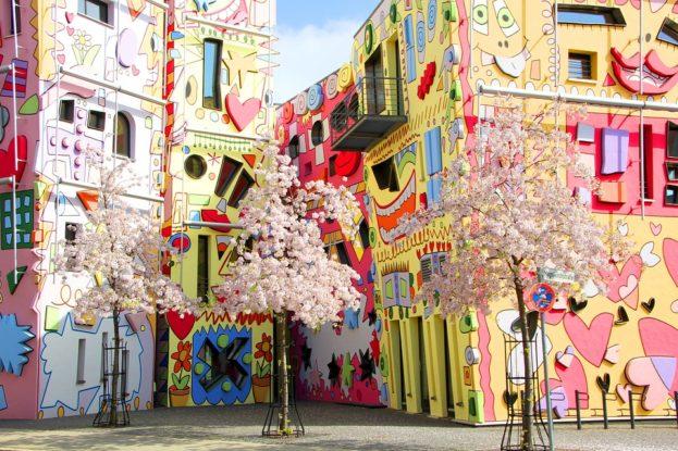 Braunschweig Architecture Modern Art Rizzi