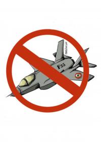 STOP F35! Ultima possibilità