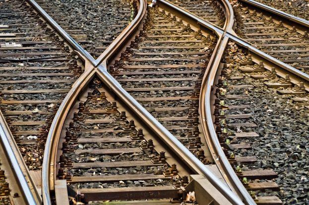 Gleise Soft Railway Railway Line Rails Train