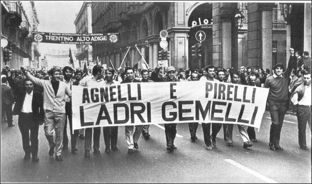 1969-Torino-lautunno-caldo-in-via-Roma