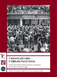 Il 1969 alla Fiat di Torino, è online l'e-book gratuito