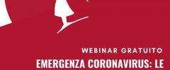 Un webinar con Sbilanciamoci! sull'emergenza Coronavirus