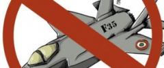 Chiudere subito lo stabilimento degli F-35 e tutti gli impianti delle produzioni militari