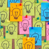 Post-It-Note-Light-Bulbs