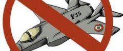 Riparte il dibattito sugli F-35: le reti per la pace confermano il proprio NO