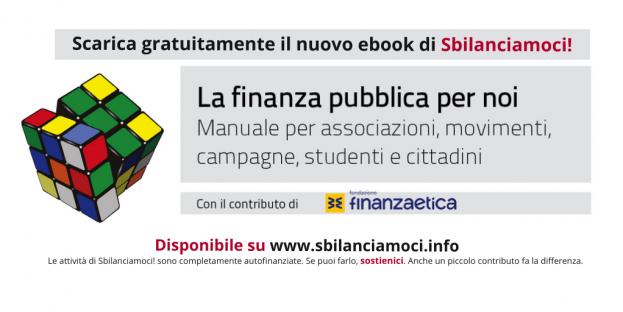 La finanza pubblica per noi