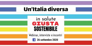 Un'Italia diversa: in salute, giusta, sostenibile