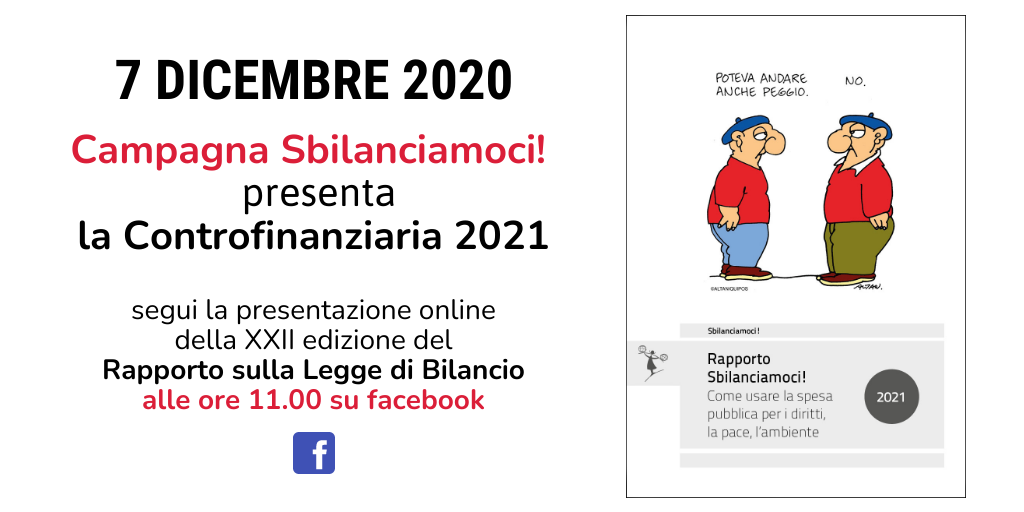 controfinanziaria2021_Sbilanciamoci_presentazione