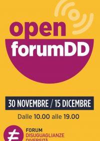 """Sbilanciamoci! alla """"16 giorni"""" del Forum Disuguaglianze e Diversità"""