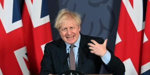 Capitalism won't save us from Covid, no matter what Boris Johnson might think