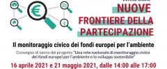 Come monitorare i fondi UE per l'ambiente: due eventi