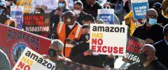 Amazon, il voto in Alabamae i conflitti nel mondo