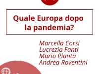 Quale Europa dopo la pandemia?