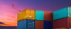 Navi, container, treni, metalli: il grande disordine