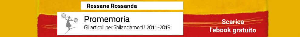Rossana Rossanda Promemoria